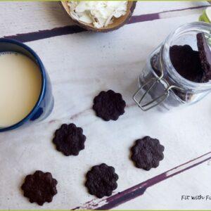 Biscotti Light al Cocco e Cacao