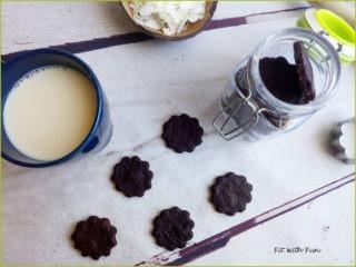 Biscotti Fit e Light al Cocco e Cacao