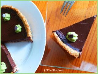 Avocado's Cream Cake - Torta alla Crema di Avocado