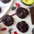 Biscotti Cookies Light Avocado e Doppio Cioccolato