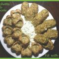 Crocchette Sfiziose di Broccoli - Antiossidanti
