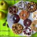 Apple Donuts - Snack Sfiziosi con Mela