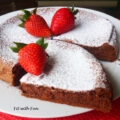 Japanese Cotton Cake Torta Soffice 2 Ingredienti