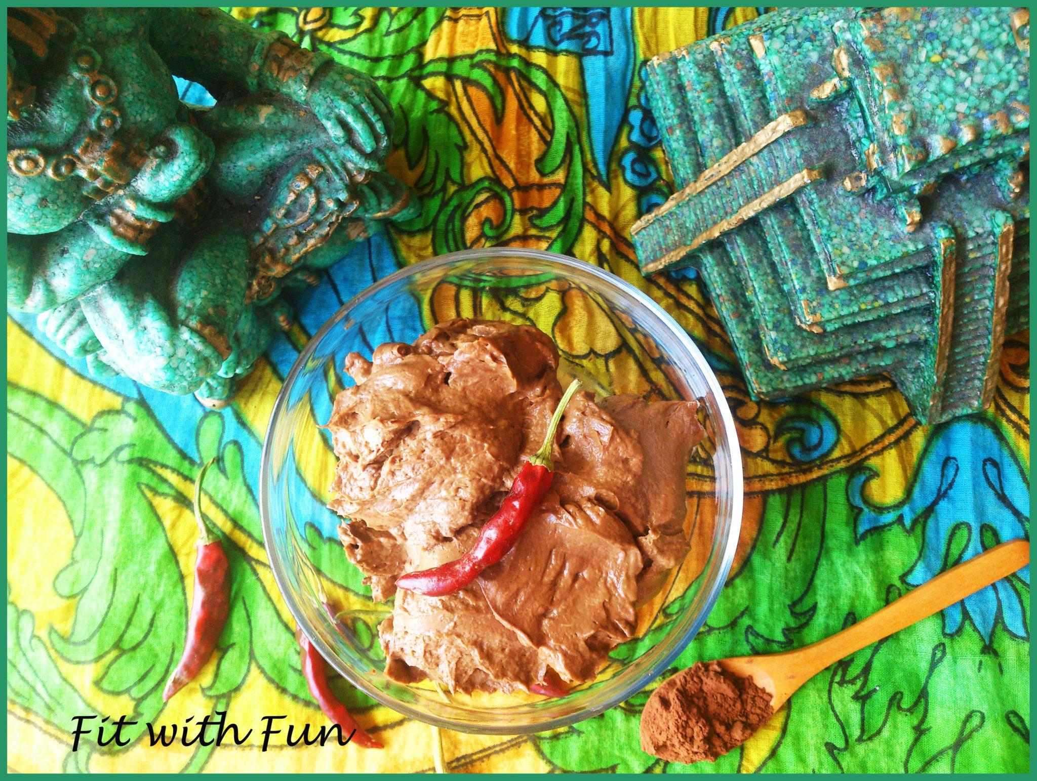 Gelato Messicano al Cioccolato Mexican Avocado Chocolate IceCream