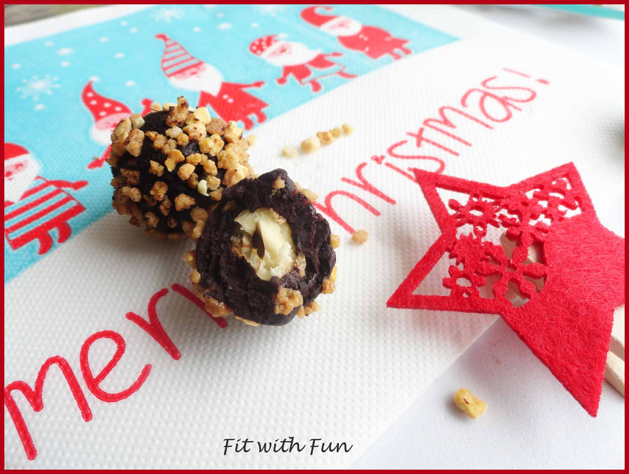 Cioccolatini Ferrero Rocher Fit