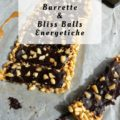 Ebook Gratuito Barrette & Bliss Balls Energetiche Fit with Fun