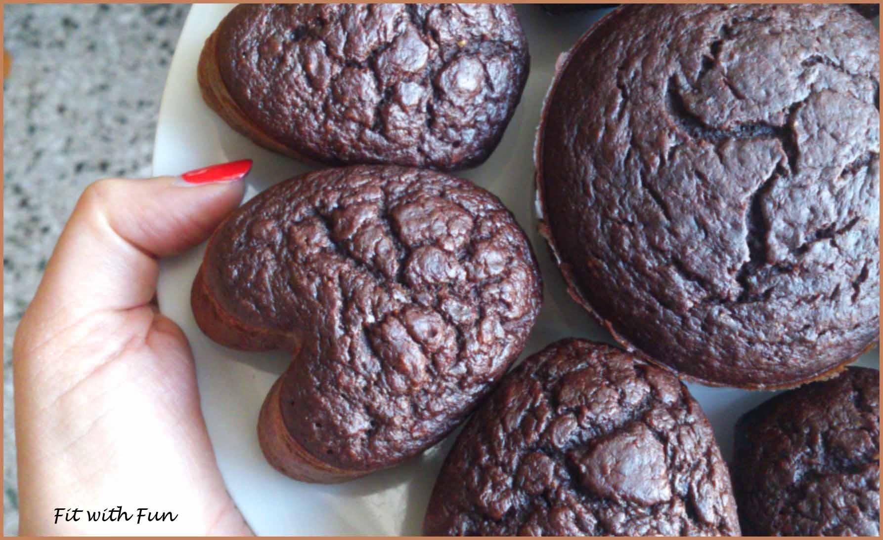 Torta Facile e Dietetica allo Yogurt con Gocce di Cioccolato versione Cacao