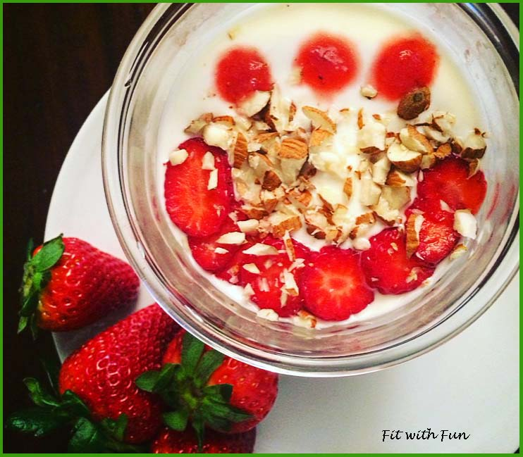 Good Morning Dolce Cremoso alle Fragole e Yogurt