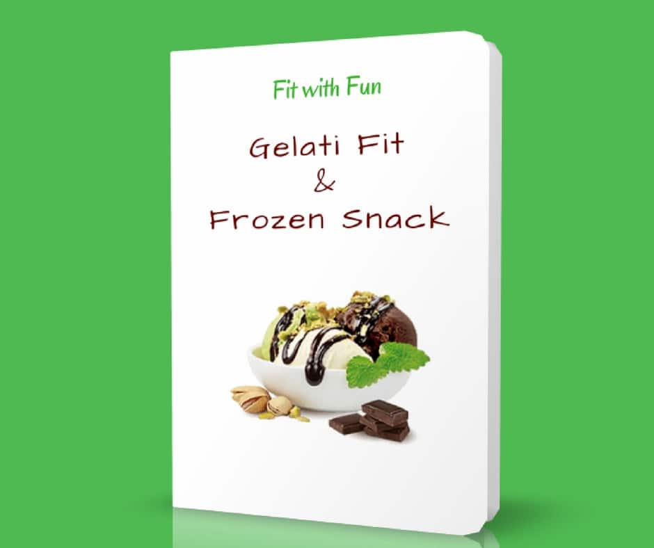 EBook Gratuito Gelati Fit & Frozen Snacks Fit with Fun