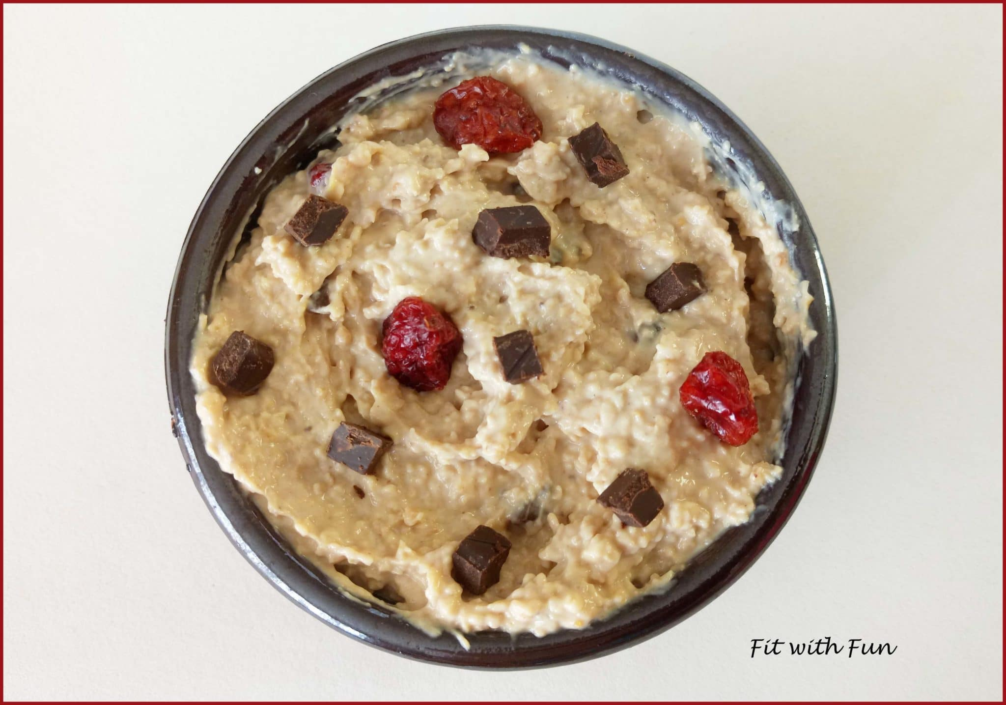Cookie Dough Fit allo Yogurt con Video Ricetta