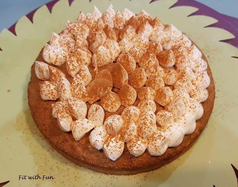 Torta Soffice e Light alla Zucca con Farina di Mandorle