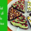 Alberi di Natale Fit Brownies con Video Tutorial