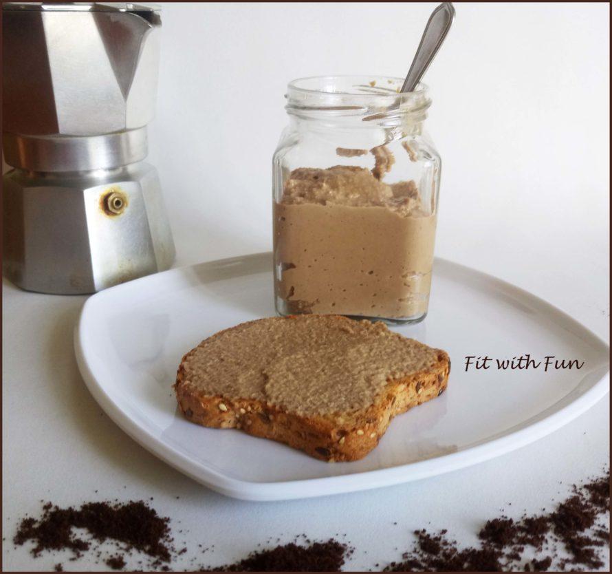 Crema Spalmabile Cocco e Caffè Vegan e Gluten Free