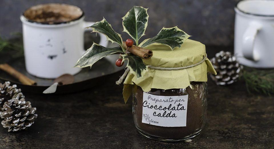 Cioccolata Calda in barattolo