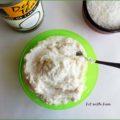 Crema di Albumi al Cocco Proteica e Senza Glutine