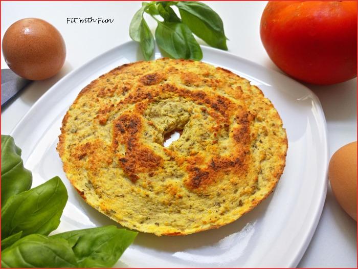 Frisella Low Carb e Senza Glutine Cotta al Microonde