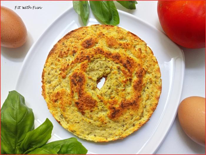 Fresella Low Carb e Senza Glutine Cotta al Microonde