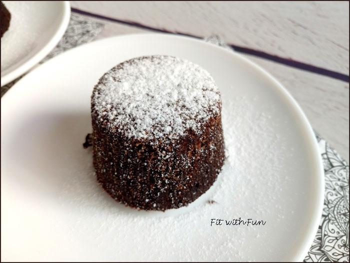 Flan al Cioccolato Tortino dal Cuore Caldo e Morbido