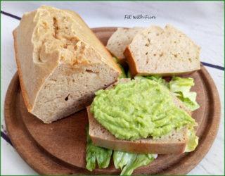 Pane Proteico e Light Veloce e Senza Impasto