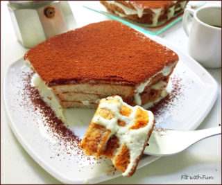 French Toast Tiramisù Fit Light e Proteico