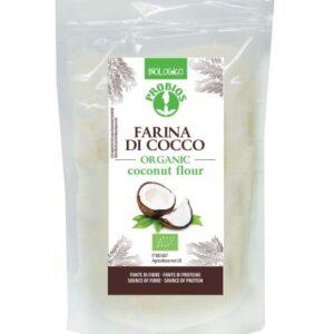 Farina di Cocco Degrassata