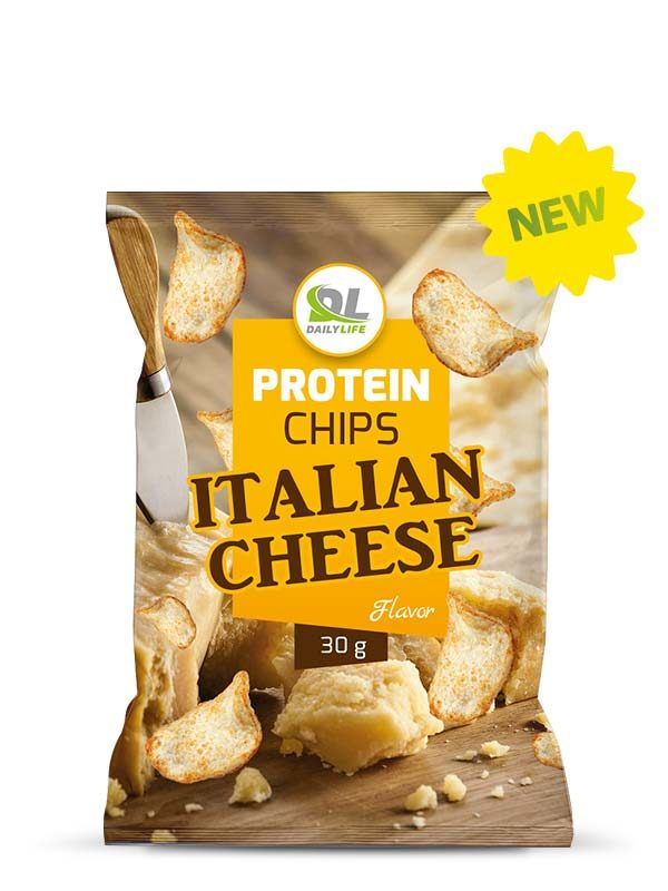 Protein Chips - Patatine Proteiche Daily Life
