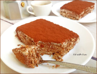 Come realizzare un Tiramisù Fit Light e Proteico