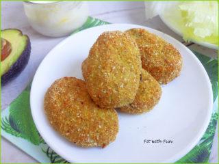Crocchette di Pesce con Panatura Senza Glutine