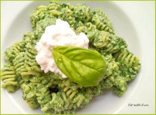 Pesto Fit e Light di Broccoli e Fiocchi di Latte