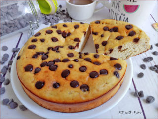 Torta Low Carb e Senza Glutine con Cioccolato