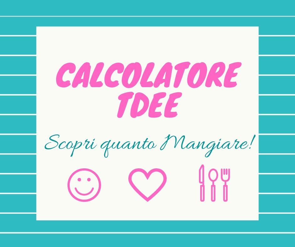 Calcolatore TDEE e Macronutrienti: Scopri quanto Mangiare!