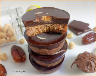CupCakes Fondenti Cioccolato e Datteri