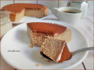 Torta CheeseCake Tiramisù al Forno