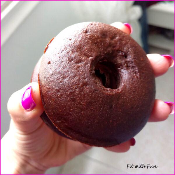Ciambelle al Cacao Proteiche e Senza Glutine