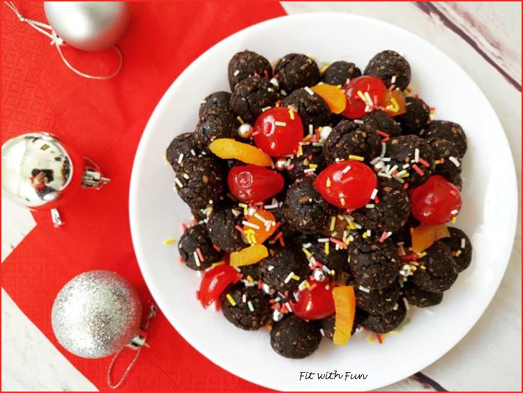 Struffoli al Cacao Fit e Light Cotti al Forno