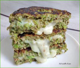 Big Hamburgers di Broccoli e Macinato Ripieni