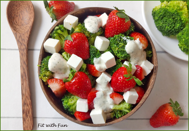 Insalata Feta e Broccoli