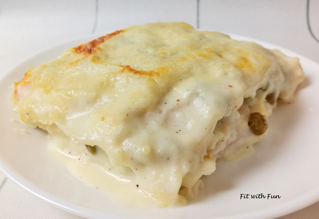 Lasagna al Forno con Pasta Fillo Fit Light e Goduriosa