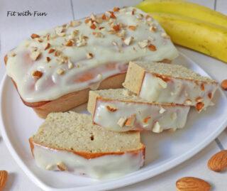 Raffaello Banana Bread con Mandorle e Cocco