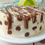 Cookie CheeseCake Vegan e Senza Glutine Cocco e Cioccolato
