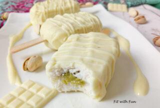 Magnum Cocco Pistacchio e Cioccolato Bianco