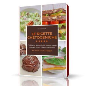 Le Ricette Chetogeniche Cartaceo