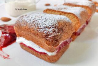 Keto Brioss Panna e Mandorle Senza Zucchero