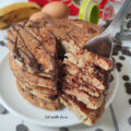 Banana Pancakes 3 Ingredienti Senza Zucchero