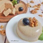 Formaggio Vegan di Noci Light Senza Glutine Chetogenico