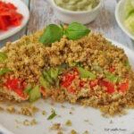 Sbriciolata Salmone e Yogurt Greco Senza Glutine Senza Cottura