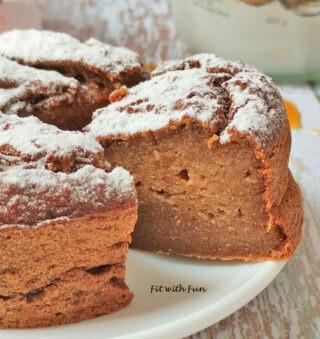 Mini Torta al Tè o Infuso Vegan e Senza Glutine