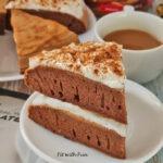Torta Cappuccino in Padella Proteica e Senza Glutine