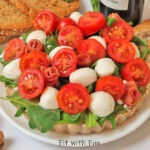 Cheesecake Salata con Yogurt Greco Proteica e Senza Cottura