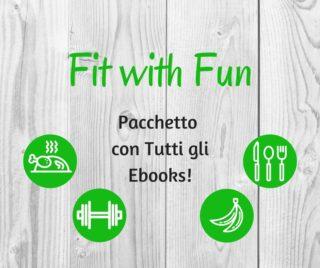 Fit with Fun - Ricette Fit e Light, Video Ricette, Fitness, Codici Sconto